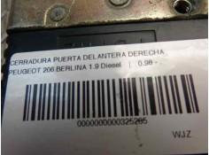 PILOTO TRASERO DERECHO FORD...