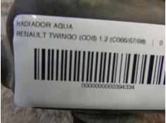 CONDENSADOR/RADIADOR AIRE CONDICIONAT CHRYSLER 300 M (LR) 2.7 V6