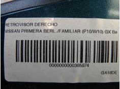 LEFT REARVIEW ALFA ROMEO...
