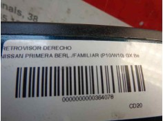 ANELL AIRBAG NISSAN PRIMERA...