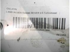 BIELA LAND ROVER RANGE ROVER