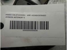 MANDO CALEFACCIÓ/AIRE CONDICIONAT AUDI A3 (8L) 1.9 TDI Attraction
