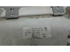 CONDENSADOR/RADIADOR AIRE CONDICIONATO PEUGEOT 307 (S1) XSI