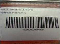RETROVISOR DERECHO RENAULT CLIO I FASE I-II (B-C57) 1.4