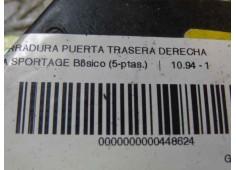 RETROVISOR IZQUIERDO NISSAN ALMERA (N16-E) 2.2 dCi Diesel CAT