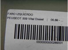 MANGUETA DAVANTERA ESQUERRA PEUGEOT 407 ST CONFORT
