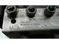 TRANSMISION DELANTERA DERECHA RENAULT MEGANE I FASE 2 CLASSIC (LA ) 1.9 dCi Diesel CAT